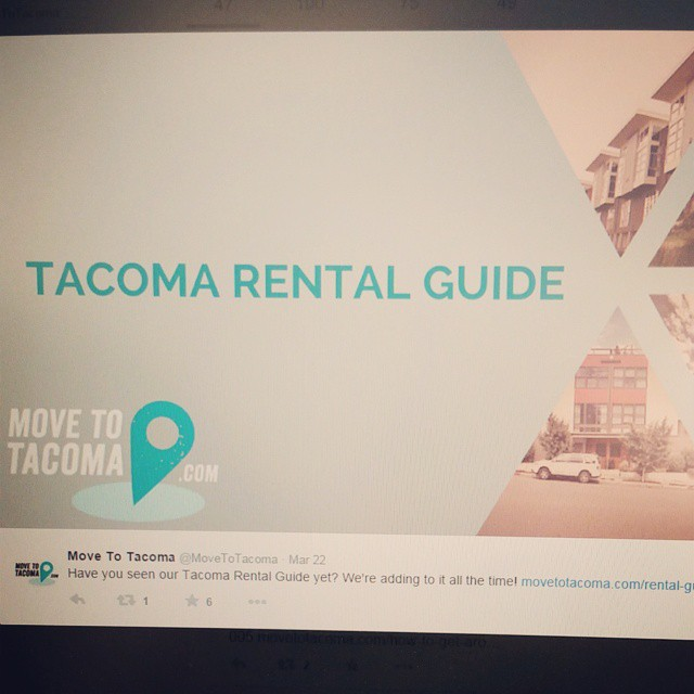 Have you checked out MoveToTacoma.com? Pretty much amazing! Marguerite Giguere…