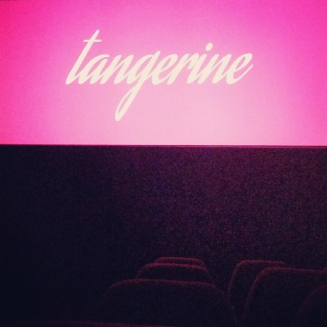 Tangerine on the big screen at The Grand Cinema forhellip