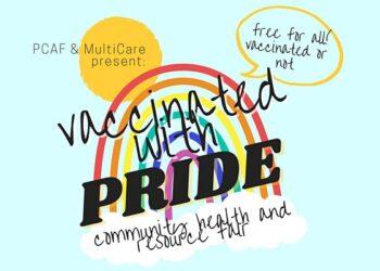 pcaf vaccinated wtih pride